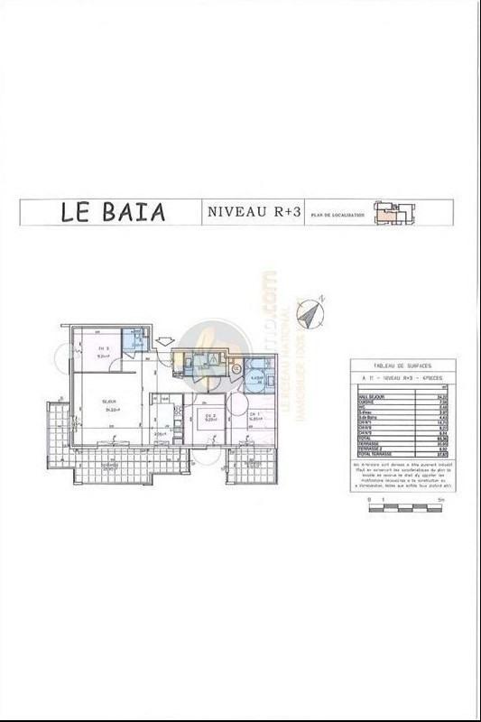 Sale apartment Sainte maxime 532500€ - Picture 8