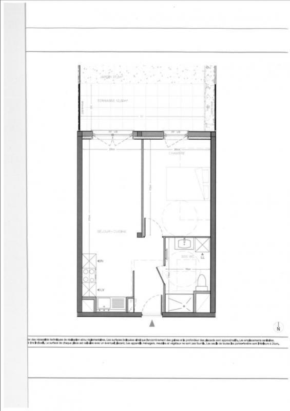 Vente appartement Plaisir 173000€ - Photo 2