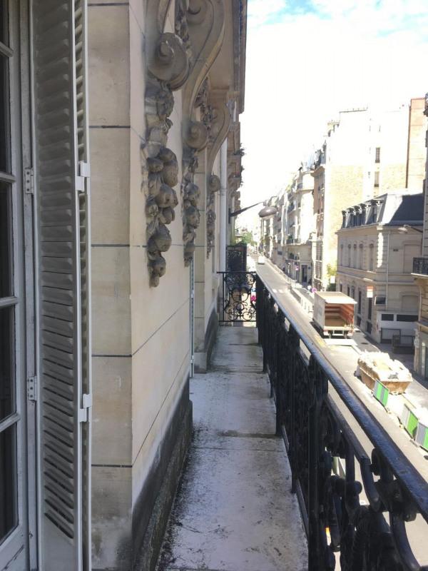 Rental apartment Paris 16ème 3100€ CC - Picture 5