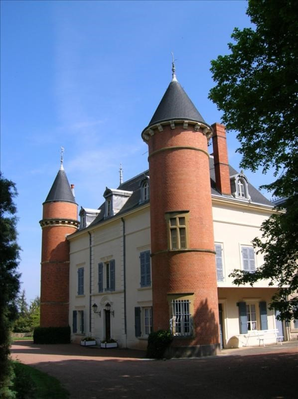 Vente de prestige château Roanne 913500€ - Photo 2