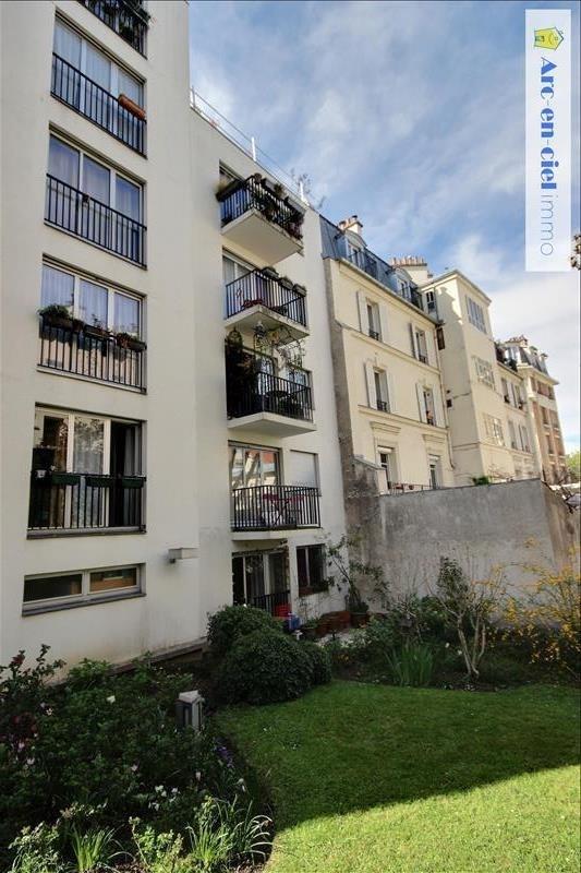 Verkauf auf rentenbasis wohnung Paris 18ème 220000€ - Fotografie 9