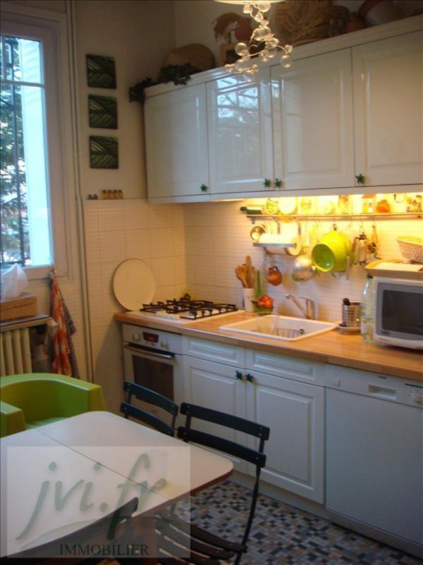 Vente maison / villa Montmorency 614000€ - Photo 7