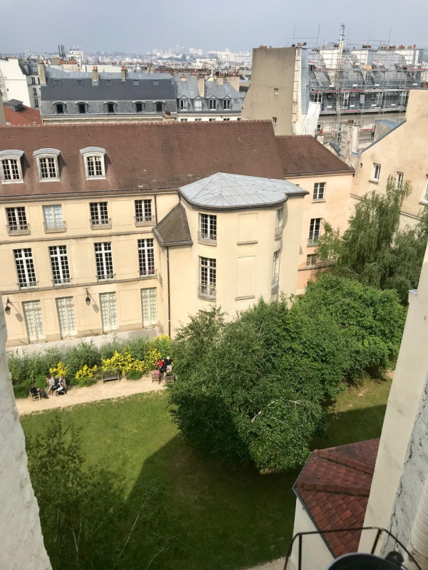 Vente appartement Paris 4ème 434 000€ - Photo 1
