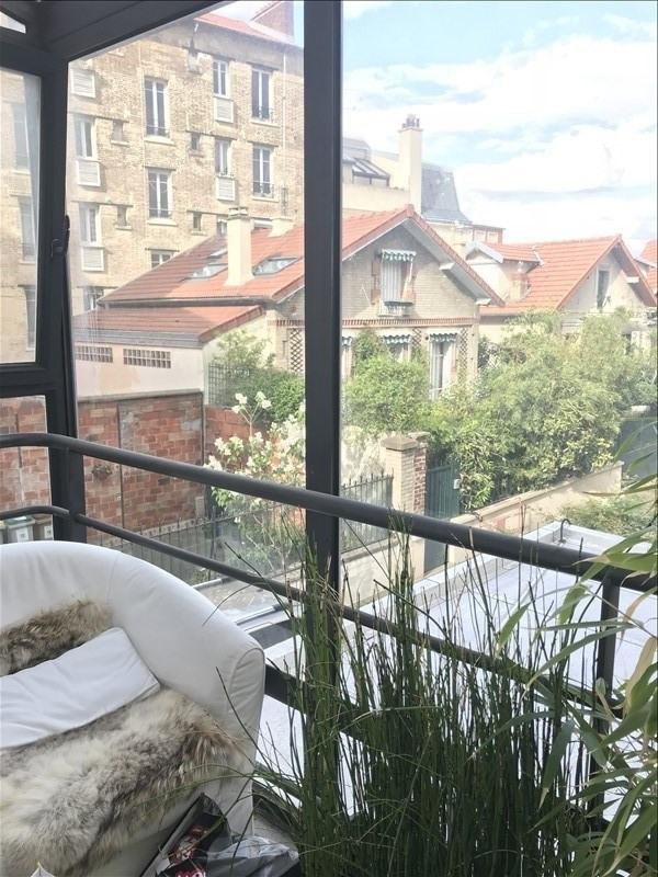 Verkoop  appartement La garenne colombes 458000€ - Foto 4