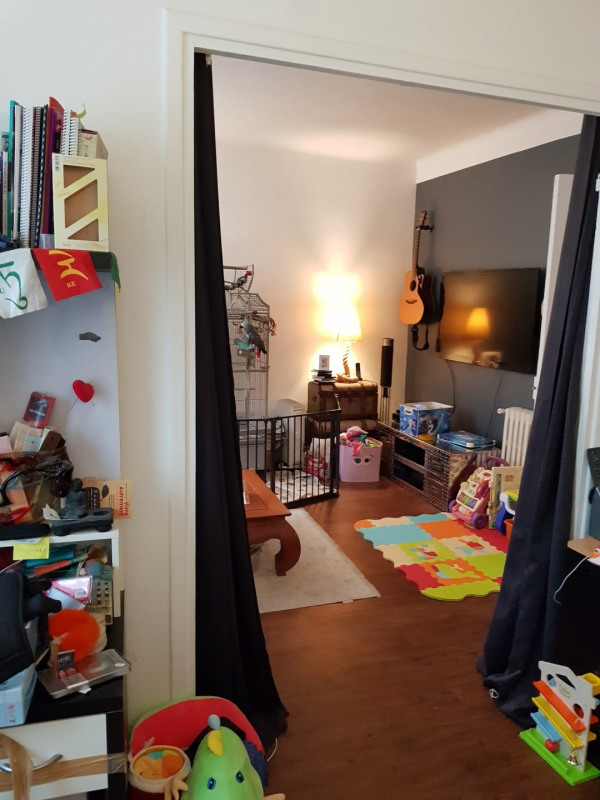 Vente appartement Paris 19ème 625000€ - Photo 9