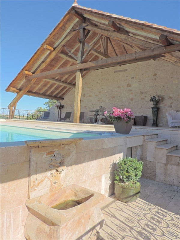 Vente de prestige maison / villa Prayssas 892 500€ - Photo 6