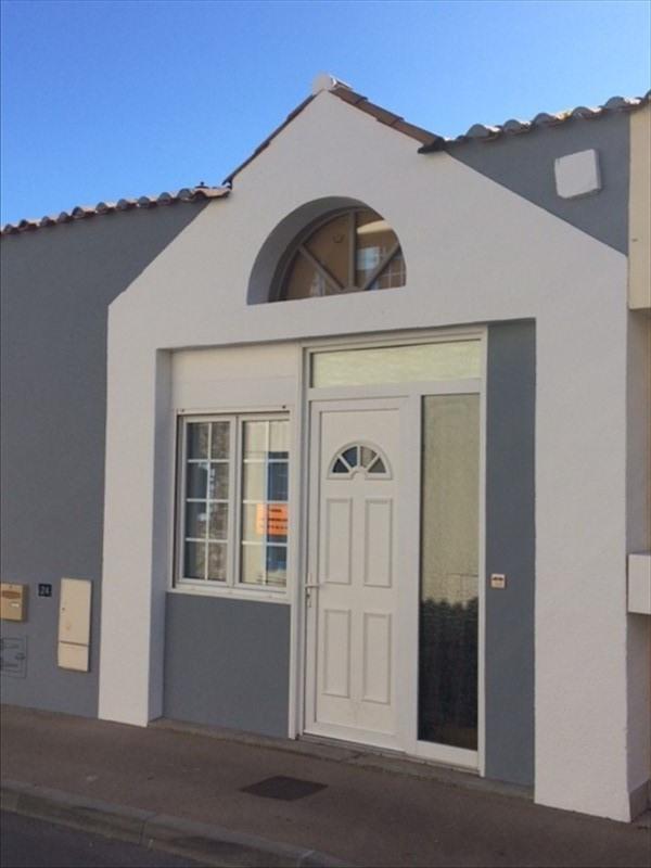 Vente maison / villa Talmont st hilaire 95000€ - Photo 4