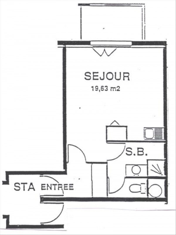 Location appartement Gif sur yvette 624€ CC - Photo 6