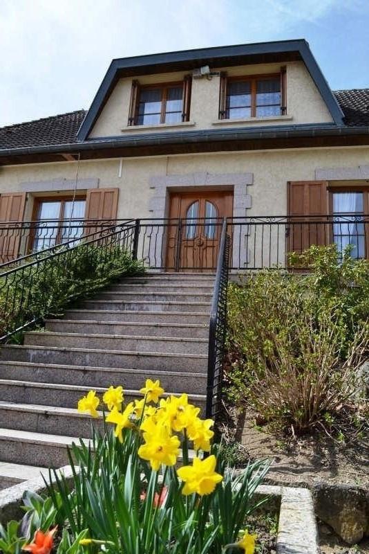 Sale house / villa Rouvray 398000€ - Picture 8