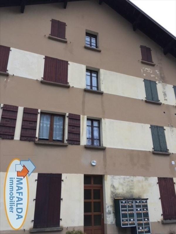 Sale apartment Passy 65000€ - Picture 5