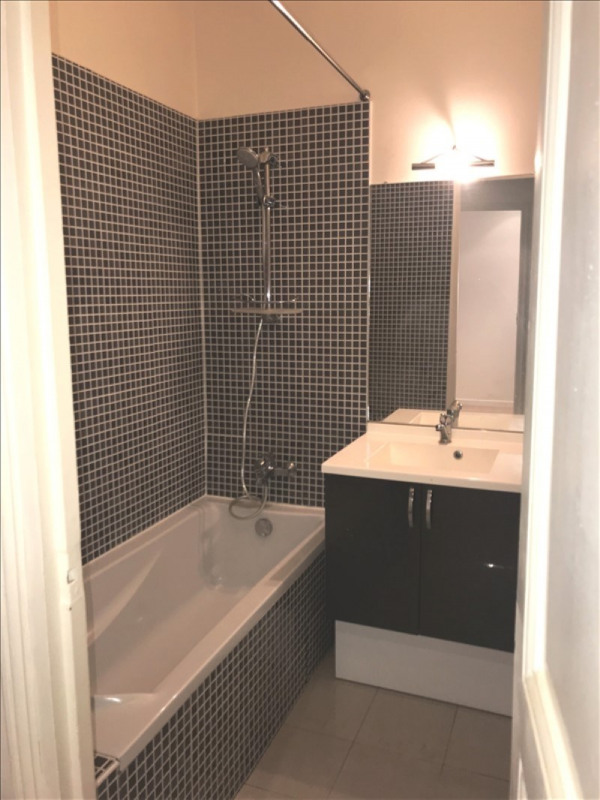 Rental apartment Courbevoie 1450€ CC - Picture 5