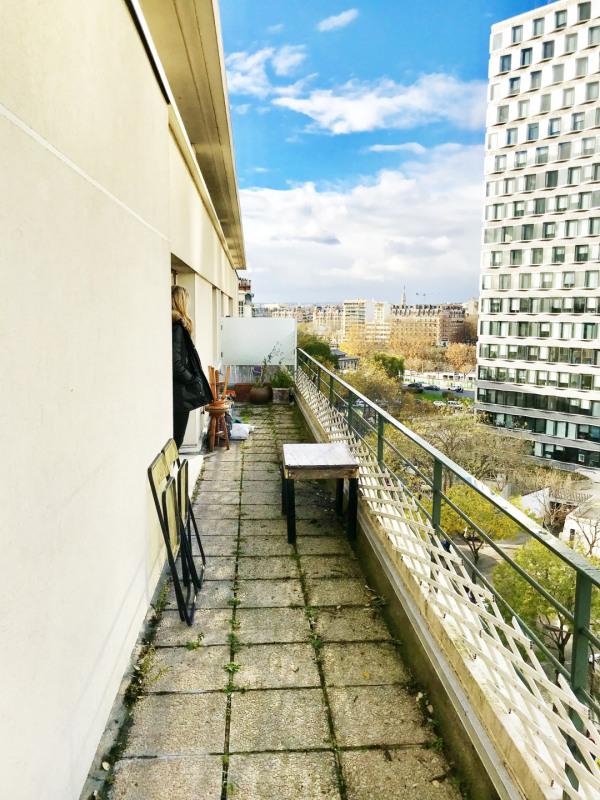 Vente appartement Paris 15ème 536000€ - Photo 9