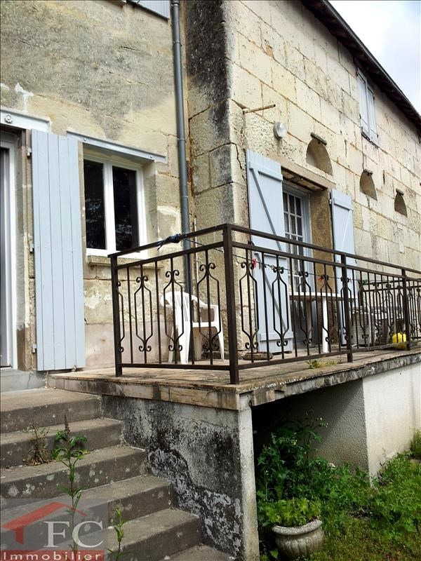 Location maison / villa Montoire sur le loir 420€ CC - Photo 2