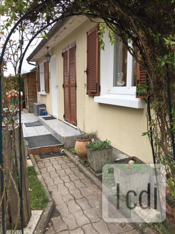 Vente maison / villa Mont pres chambord 125000€ - Photo 1