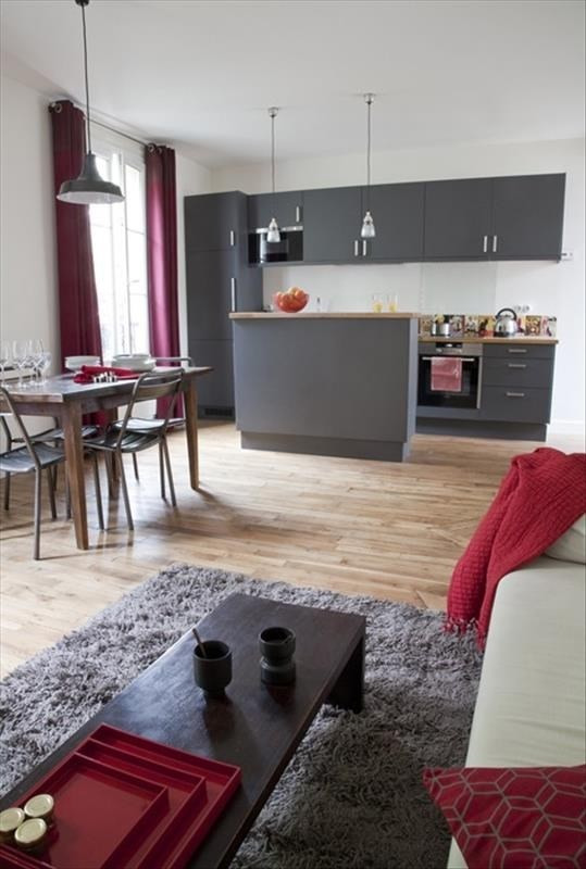 Sale apartment Paris 18ème 634 400€ - Picture 2