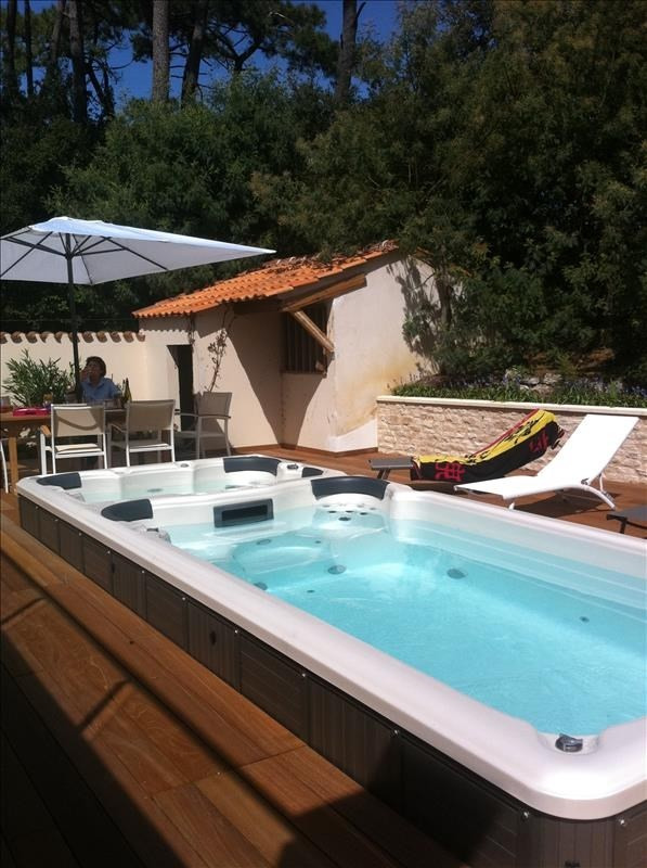 Vente de prestige maison / villa Le grand village plage 555000€ - Photo 8