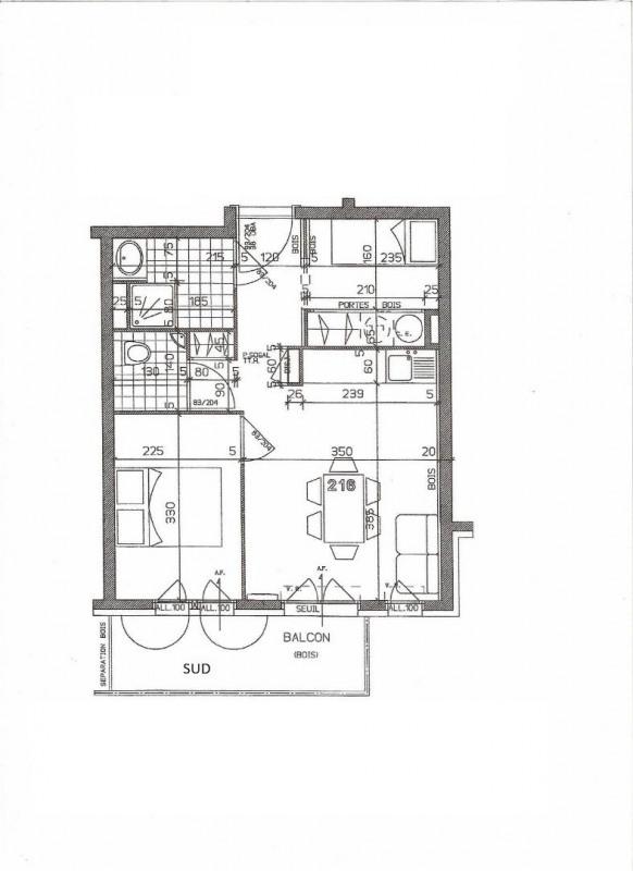 Vente appartement Praz sur arly 241500€ - Photo 15