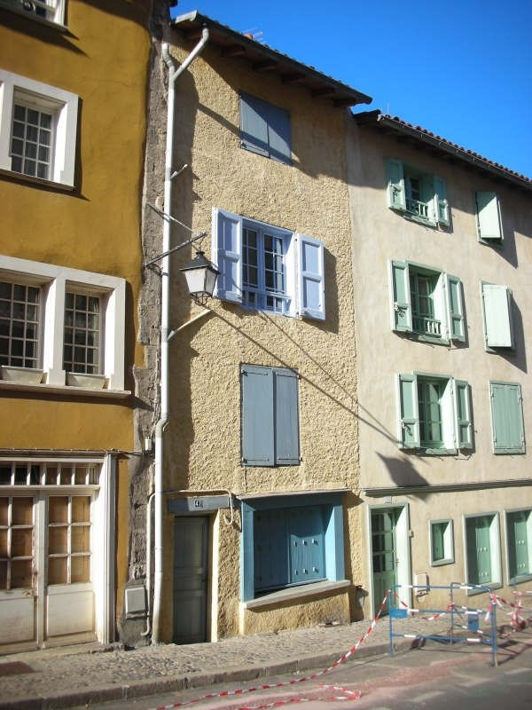 Rental apartment Le puy en velay 296,79€ CC - Picture 3