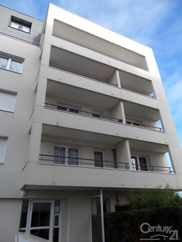 Rental apartment Herouville st clair 569€ CC - Picture 1