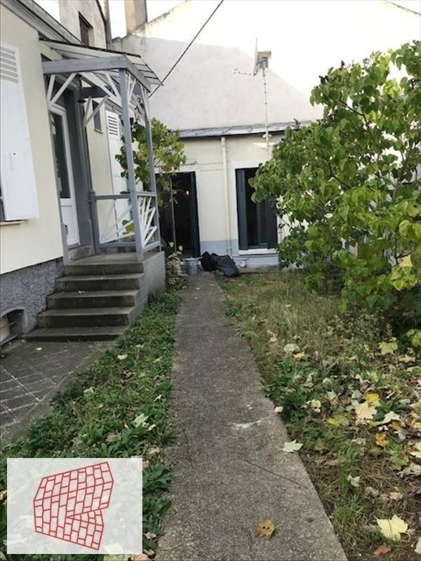 Rental house / villa Bois colombes 705€ CC - Picture 1