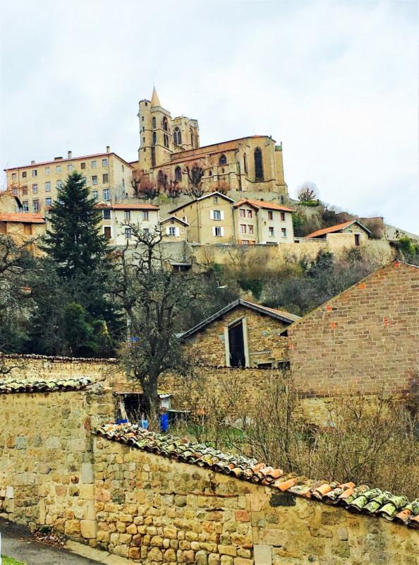 Sale apartment Saint-bonnet-le-château 79000€ - Picture 1
