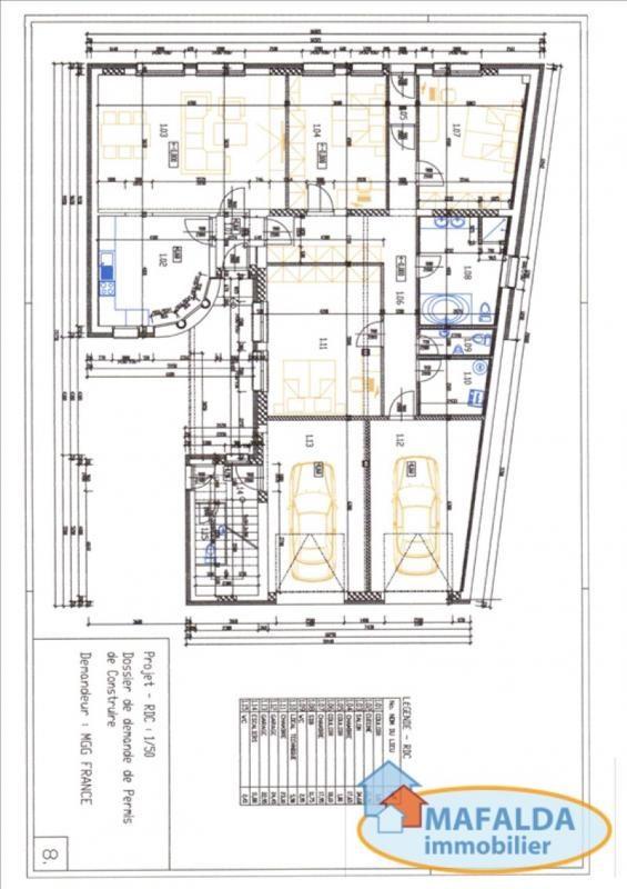 Vente appartement Cluses 240000€ - Photo 5