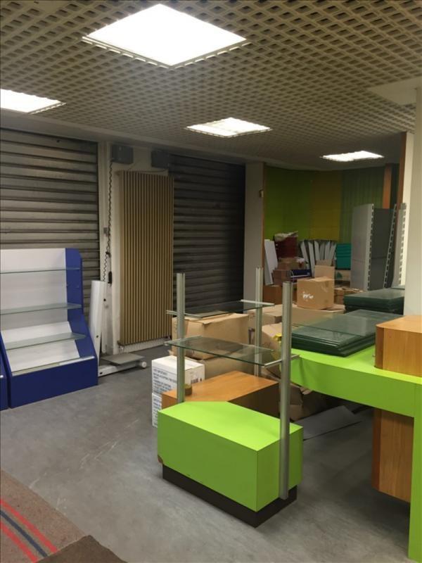 Location local commercial La plaine st denis 5500€ +CH/ HT - Photo 1