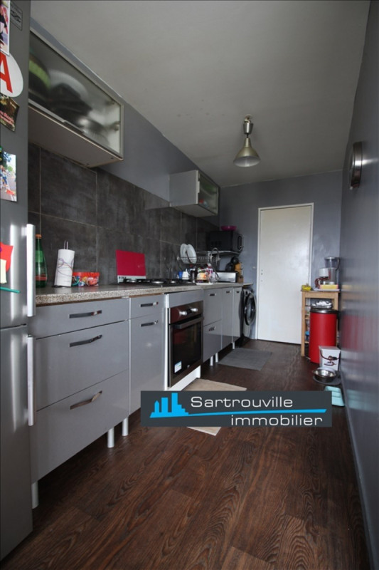Vendita appartamento Sartrouville 204000€ - Fotografia 2