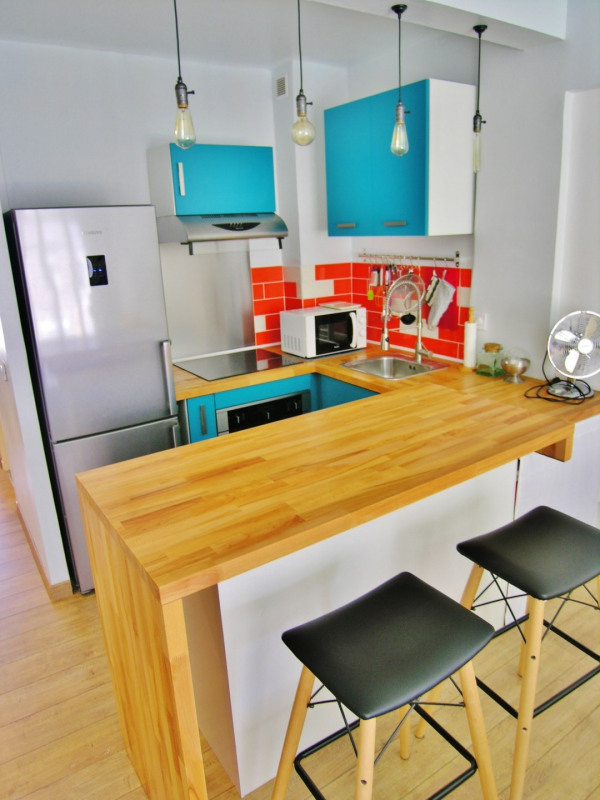 Location vacances appartement Antibes 430€ - Photo 2