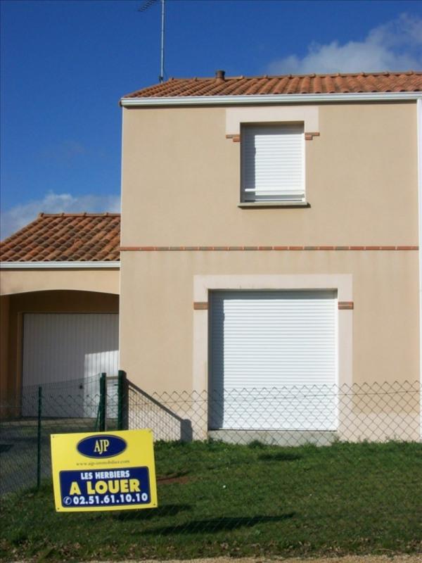 Location maison / villa St laurent sur sevre 505€cc - Photo 1