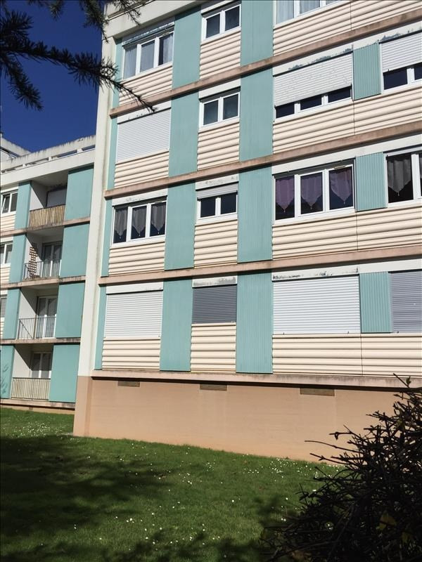 Vente appartement Poitiers 116600€ -  2