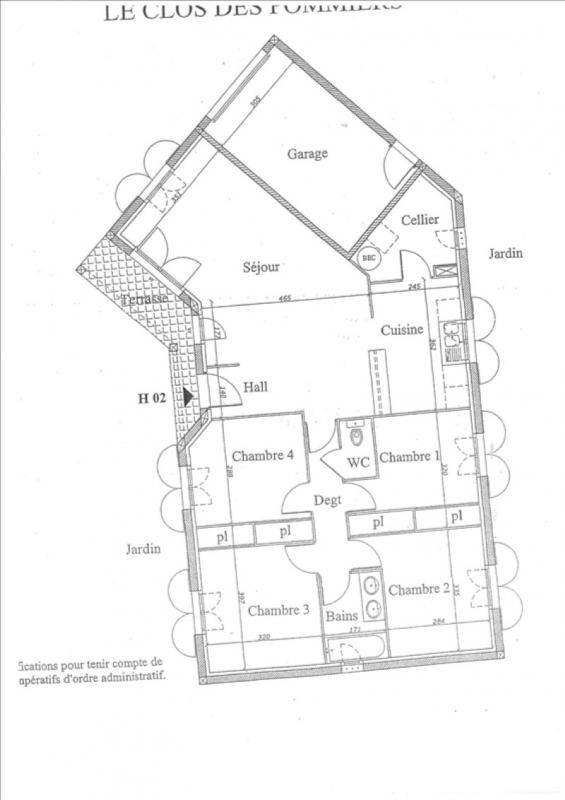Vente maison / villa Dieupentale 173000€ - Photo 4