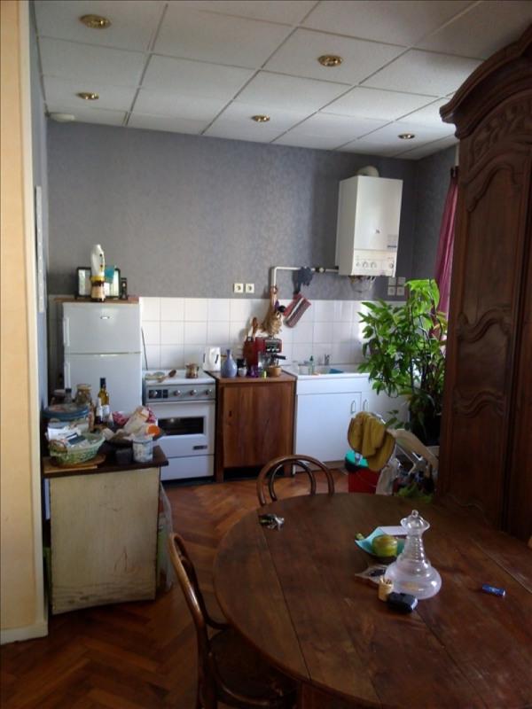 Verkoop  appartement Pont eveque 110000€ - Foto 2