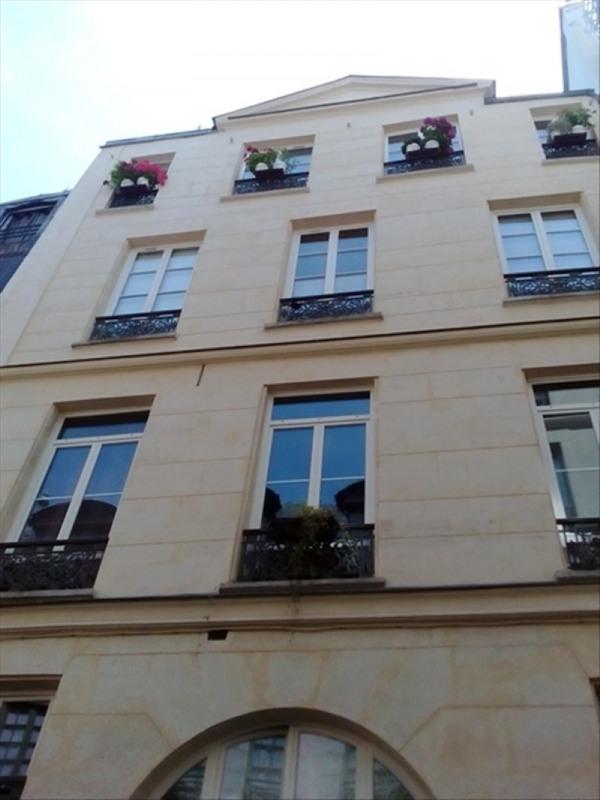 Vente appartement Paris 3ème 93000€ - Photo 1