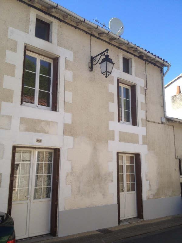 Vente maison villa 4 pi ce s liguge 63 m avec 2 for Achat maison 86