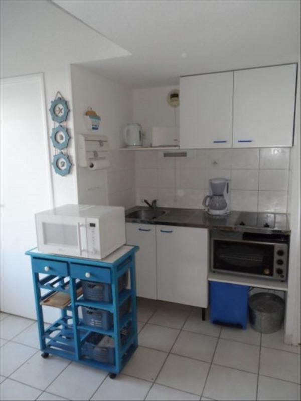 Vente appartement Balaruc les bains 160000€ - Photo 2