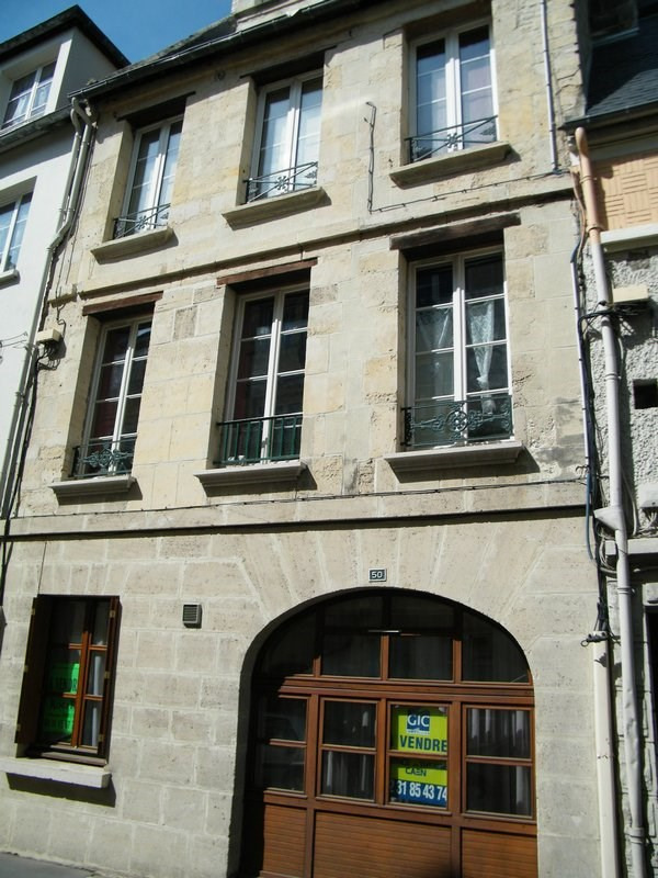 Location appartement Caen 430€ CC - Photo 1