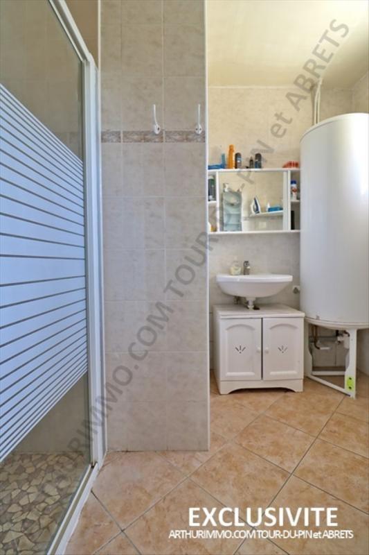 Sale house / villa La tour du pin 209000€ - Picture 8