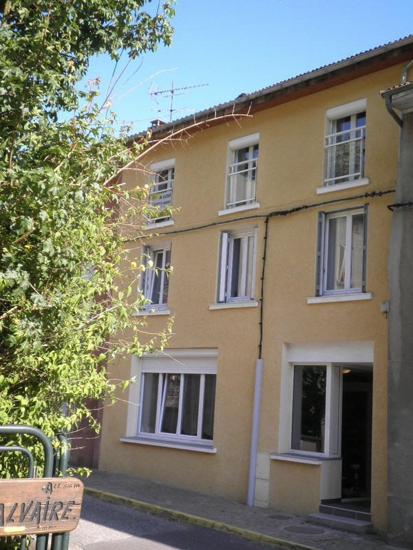 Rental apartment Chatonnay 598€ CC - Picture 1