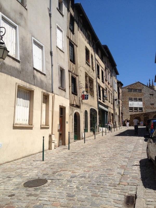 Location appartement Limoges 325€ CC - Photo 1