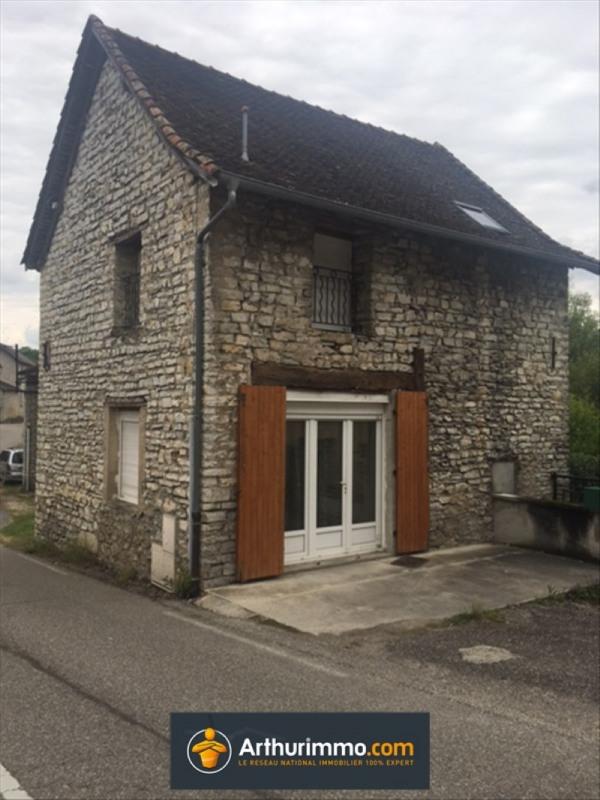 Vente maison / villa Morestel 119500€ - Photo 2