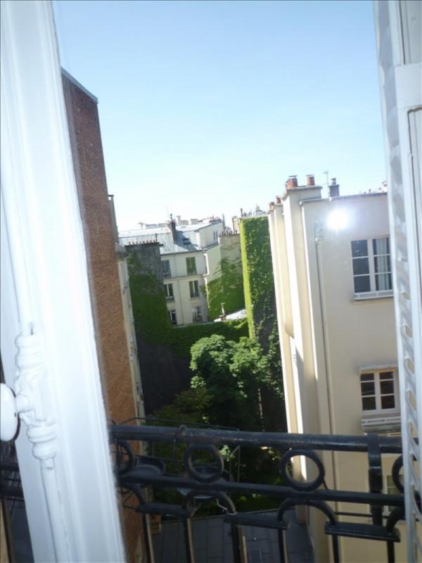 Rental apartment Paris 16ème 1197€ CC - Picture 3