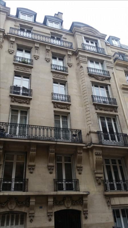 Rental apartment Paris 17ème 1648€ CC - Picture 1