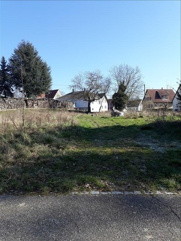 Vente terrain Wissembourg 60500€ - Photo 2