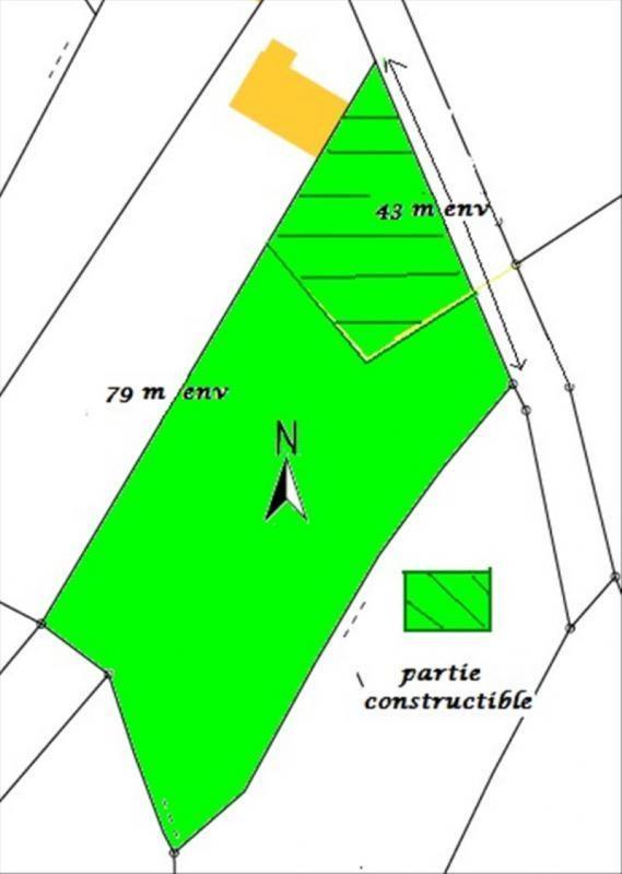 Sale site Plouhinec 94500€ - Picture 2