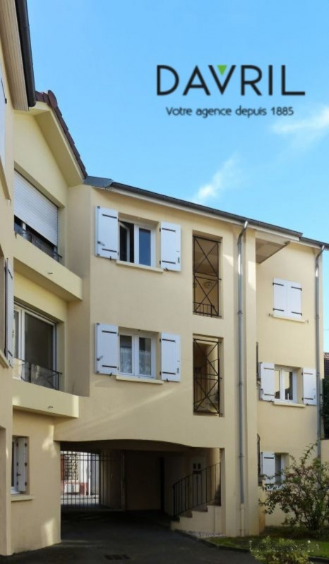 Vente appartement Herblay 225 000€ - Photo 1