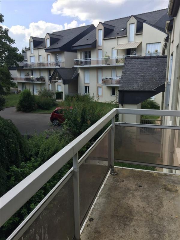 Rental apartment Nantes 650€ CC - Picture 5