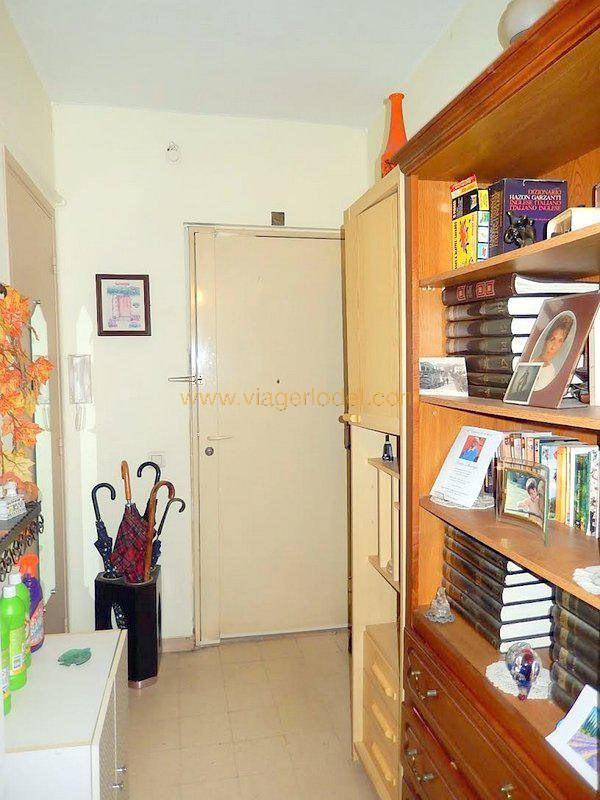 Vendita nell' vitalizio di vita appartamento Menton 82000€ - Fotografia 6