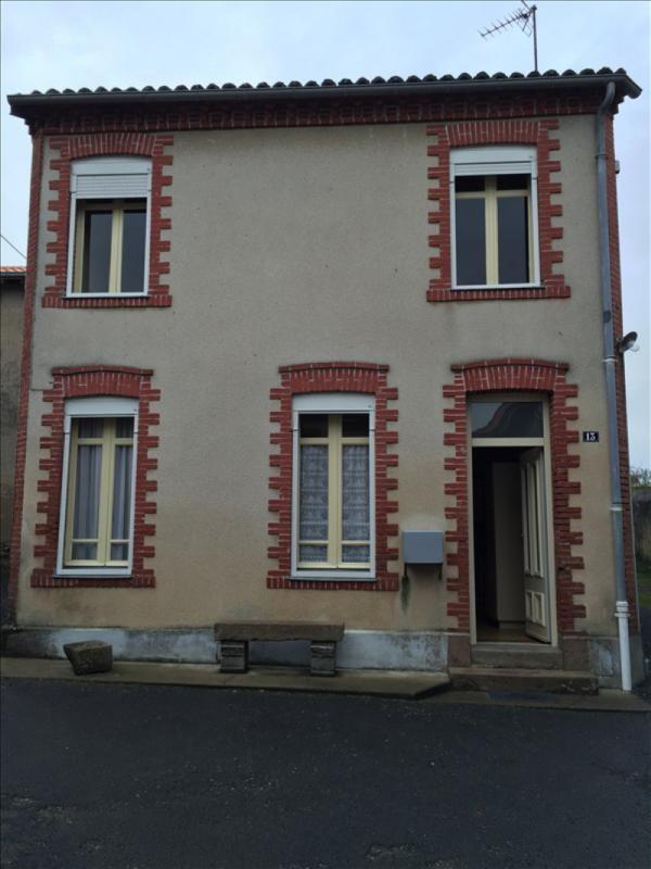 Vente maison / villa Chaudron en mauges 33000€ - Photo 1