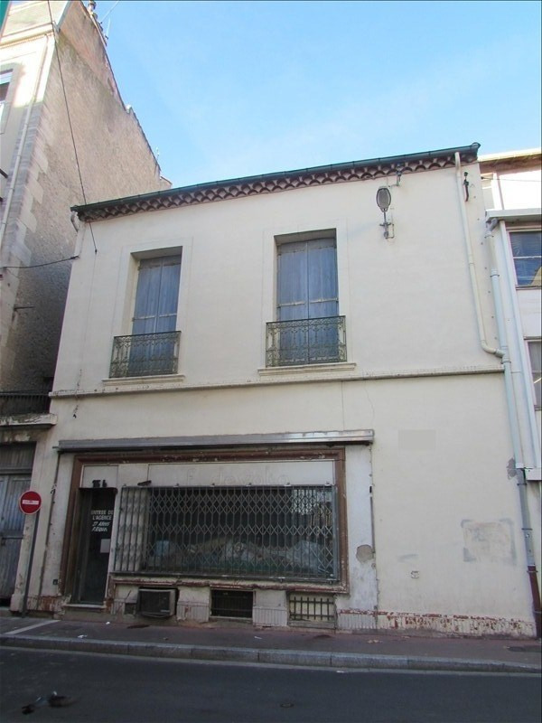 Sale building Beziers 90 000€ - Picture 1